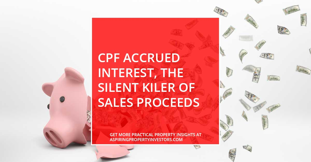 CPF Accrued Interest, the silent killer of sales proceeds