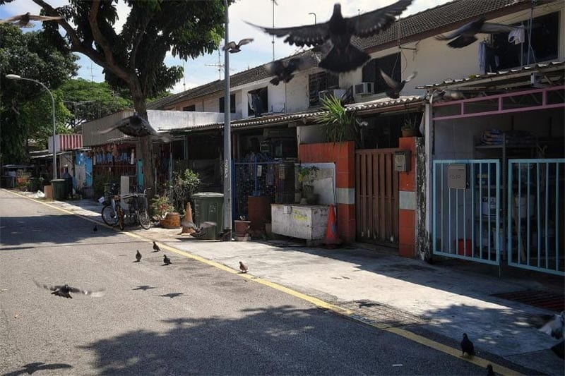 geylang lorong 3 houses to be returned to state