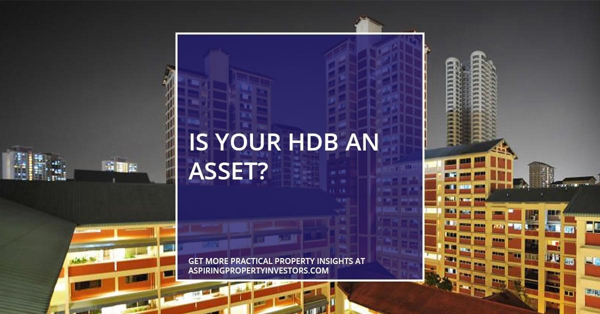 Is your HDB an asset?