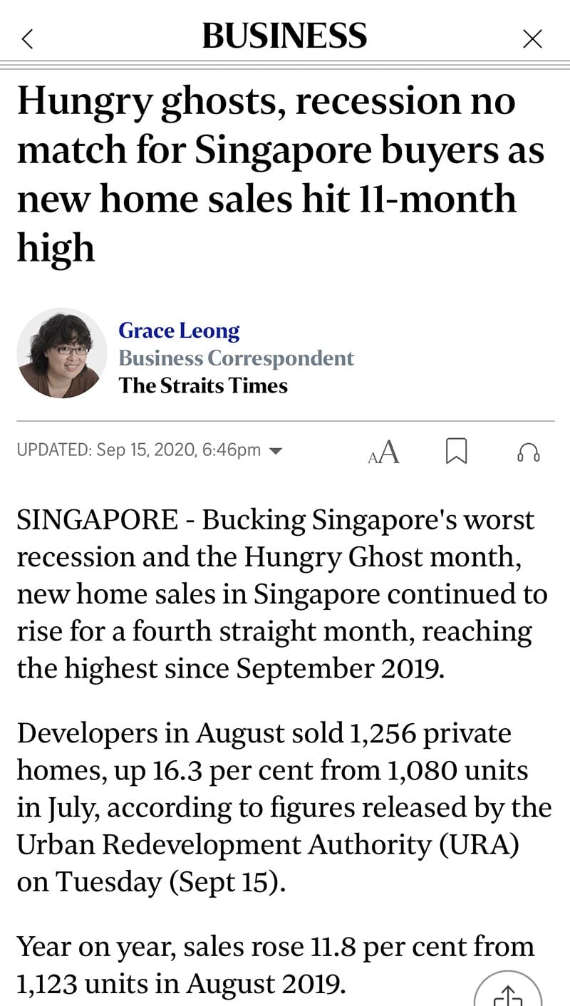 Aspiring property investors - property transactions 11-months high