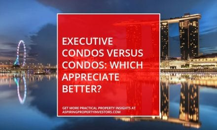 Executive Condos versus condos: which appreciate better?
