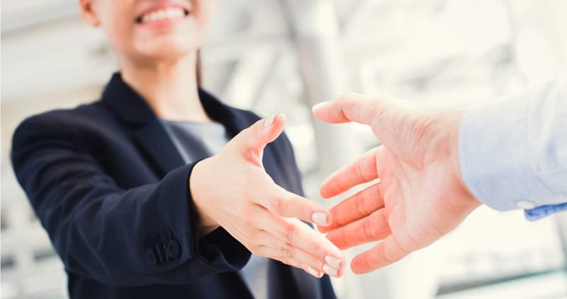 property agent build rapport