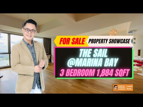 RARE FULL BAY VIEW above #65th @ The Sail for Sale by Justin Kong