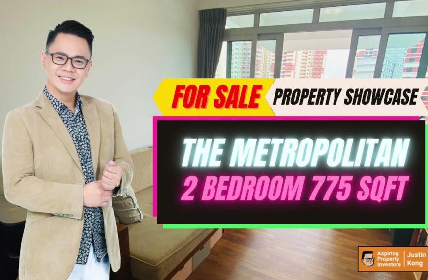 [RENTED] The Metropolitan 2 Bedrooms High Floor for Rent by Justin Kong