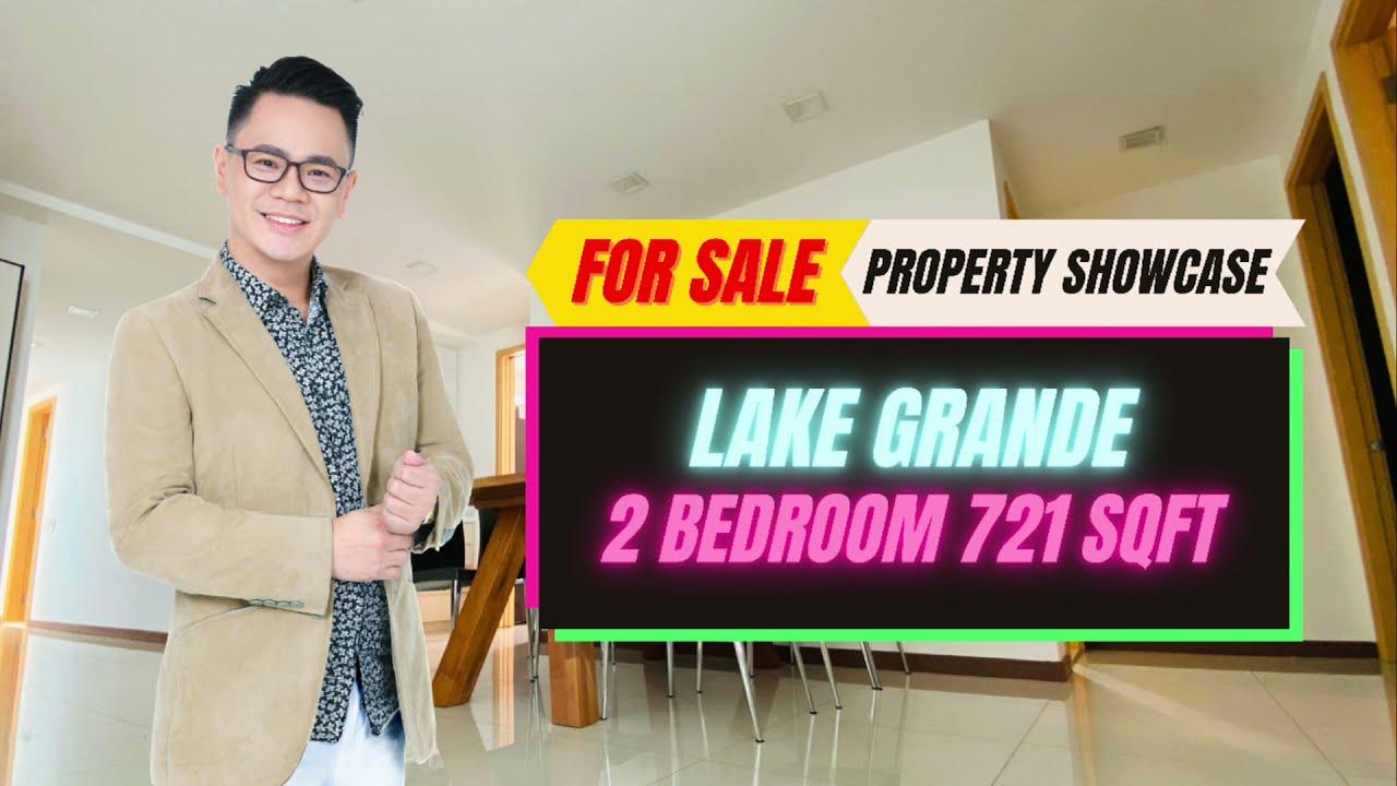 Lake Grande 2 Bedrooms 721sqft High Floor for Sale by Justin Kong