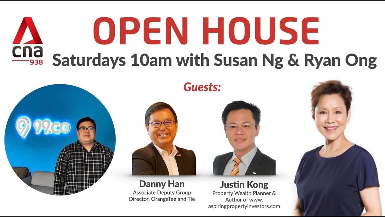 CNA 938 Live Open House Interview 2 May 2020