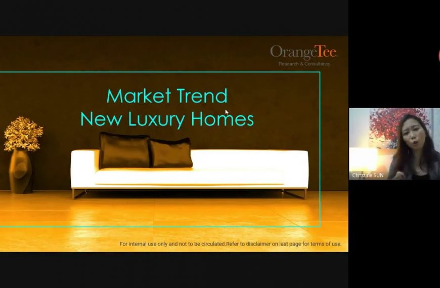 Market Update For The Luxury Home Segment